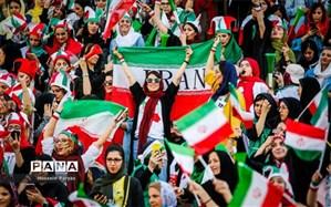 واکنش اینفانتینو به حضور تاریخی زنان ایرانی در ورزشگاه:  این تنها یک گام آغازین است؛هیچ توقف و بازگشتی در کار نخواهد بود