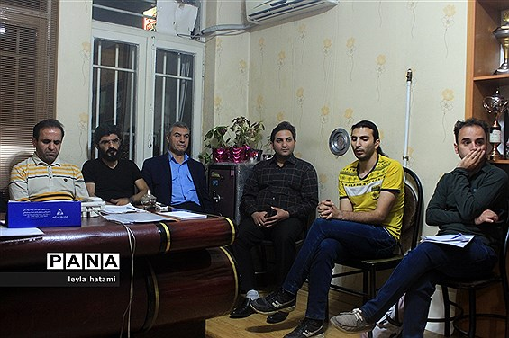 نشست مطبوعاتی موسسه فرهنگی و هنری نابینایان بصیر