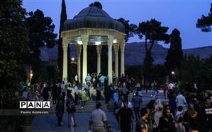 نسخه ارزشمند دیوان حافظ کتابت شده در ۸۷۸ قمری در کتابخانه ملی ایران نگهداری می شود