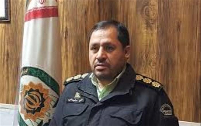 سرهنگ علی سلیمانی