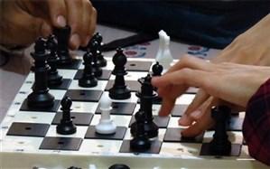 رقابت شطرنج بازان نابینا و کم بینا دریزد