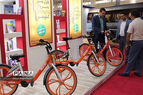 نمایشگاه بینالمللی حمل و نقل عمومی و خدمات شهری تهران 98