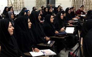 برگزاری دو دوره آموزشی برای آموزگاران ناحیه یک یزد