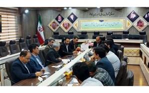جلسه ستاد بیست و دومین دوره انتخابات شوراهای دانش آموزی استان برگزارشد
