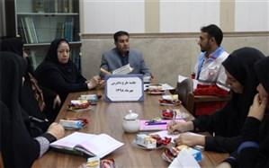 برگزاری اولین جلسه طرح دادرس در ناحیه یک ری