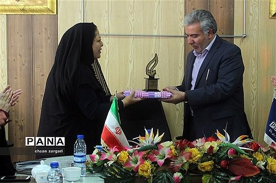 گفتوگوی صمیمی خبرنگاران پانا آذربایجان شرقی با فرماندار تبریز
