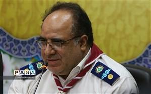 نشست مدیران سازمان دانش آموزی مناطق ۱۹گانه شهر تهران برگزار شد