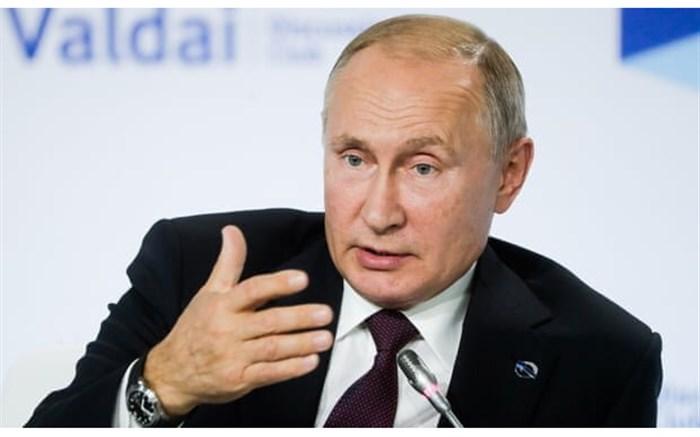 پوتین: همه باید به منافع ایران احترام بگذارند/ امارات و عربستان با تهران مذاکره کنند