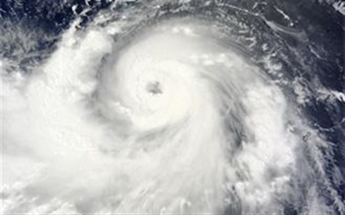 تصاویری از آغاز طوفان سهمگین ژاپن
