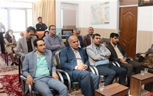 بازدید فرماندار اشکذر از مرکز نگهداری کودکان بد سرپرست و بی سرپرست سرای مهر