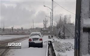 احتمال بارش برف در ارتفاعات البرز مرکزی