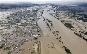 طوفان هاگیبیس در ژاپن با ۵ کشته و ۱۰۰ زخمی