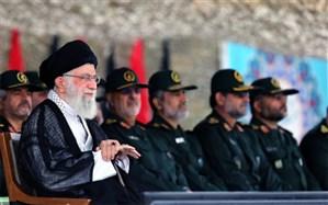 رهبر انقلاب: تجهیزات لازم دفاعی، عملیاتی و اطلاعاتی باید تولید و ابداع داخل باشد