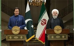 روحانی: تهران و اسلام آباد اشتراک نظر دارند که مسایل منطقه باید با گفتوگو حل و فصل شود