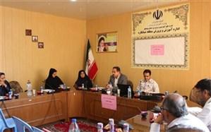 برگزاری جلسه ی تدوین برنامه ی سالانه مدارس منطقه شبانکاره بر اساس سند تحول بنیادین برگزار شد