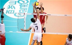 جام جهانی والیبال؛ نمایش ضعیف ایران ساموراییها را بالانشین کرد