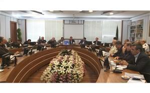 """برگزاری   جلسه هماهنگی بیست و یکمین مانور سراسری زلزله و ایمنی در مدارس استان با شعار """"مدرسه ایمن- جامعه تاب آور"""""""