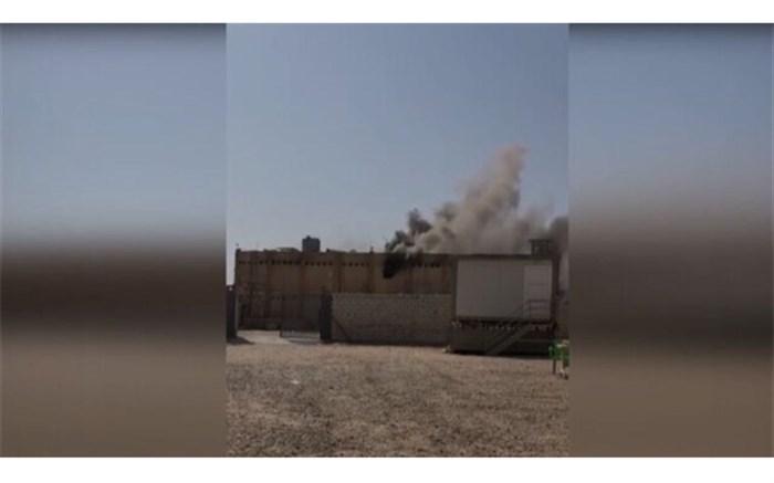 داعشیهای زندان عین عیسی شورش کردند