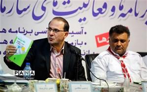 قائم مقام رئیس سازمان دانش آموزی: موفقیت در یک کار تشکیلاتی کوتاه مدت نیست