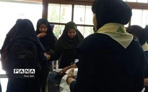 حال هوای اربعین در مدرسه شریف واقفی اصفهان