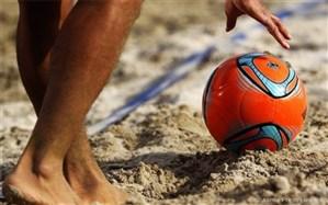 ملیپوشان فوتبال ساحلی ایران تست کرونا دادند