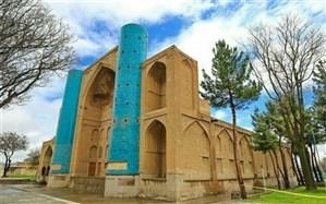 تداوم مرمت و ساماندهی باغ مزار شیخ شهاب الدین اهری