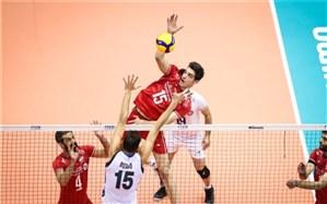 جام جهانی والیبال؛ ایران برد را تقدیم ایتالیا کرد
