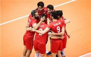 لیگ ملتهای والیبال؛ ترکیب ایران برای دیدار با صربستان اعلام شد