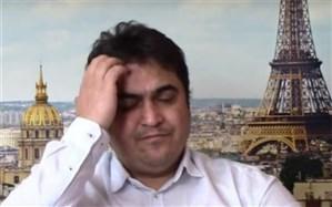 سازمان اطلاعات سپاه: روحالله زم  دستگیر شد
