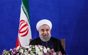 روحانی: توطئه آسیب زدن به نظام پایان یافته است و از شرایط بحرانی عبور کردهایم