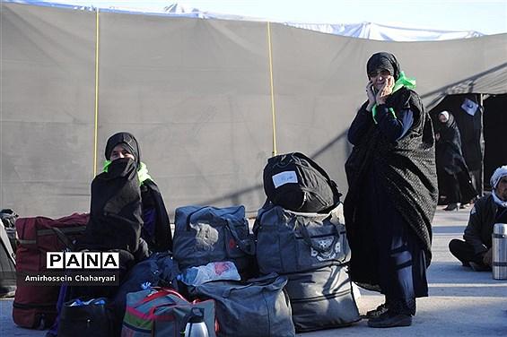 ورود زوارافغانستانی اربعین اباعبدالله الحسین(ع) به کشور