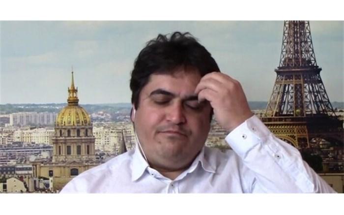 روحالله زم در نخستین اعترافات: پشیمانم و از نظام عذرخواهی میکنم + ویدئو