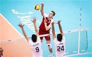 جام جهانی والیبال؛ پایان تلخ ایران در جام چهاردهم