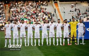 رنکنیگ جدید فیفا؛ ایران دوم آسیا و 33 جهان ماند