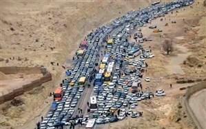 ترافیک پرحجم و روان در ایلام و کرمانشاه