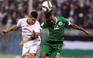 انتخابی جام جهانی؛ فلسطین برای غولهای آسیا کابوس شد