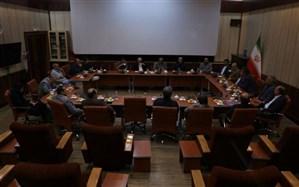 معارفه اعضای شورای پروانه ساخت و نمایش آثار غیرسینمایی