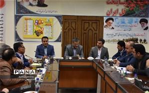 برگزاری نشست شورای فرعی هماهنگی مبارزه با مواد مخدر در فرمانداری پاکدشت