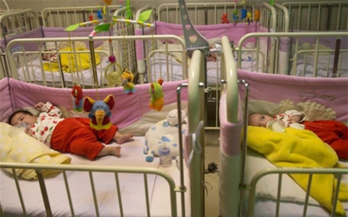 فوت نوزاد-شیرخوارگاه