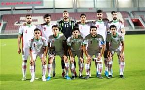 حریف دوستانه جدید تیم ملی فوتبال امید مشخص شد