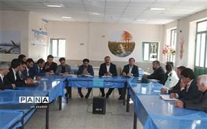 برگزاری ، جلسات کمیته توسعه مدیریت آموزش و پرورش کلات در  مدارس  شهرستان