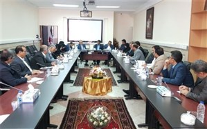 کمیته فرهنگ ترافیک در آموزش و پرورش سیستان و بلوچستان برگزار شد