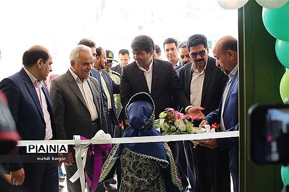 افتتاح همزمان 25 پروژه مدرسهسازی در یزد