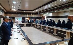 جلسه مدیران و مشاوران مدارس استعدادهای درخشان استان برگزار شد