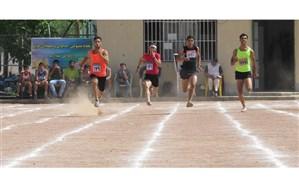 فرهنگی کهگیلویه وبویراحمدی رتبه دوم مسابقات قهرمانی دو ومیدانی کشور را کسب کرد