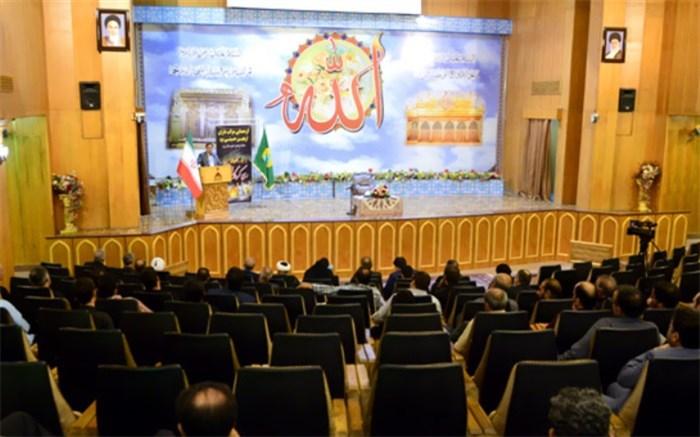 برپایی گردهمایی موکب داران اربعین حسینی درشهرستان ری