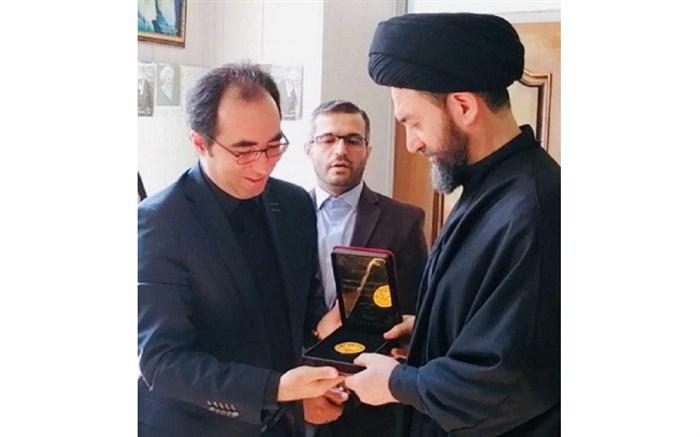 مدیرعامل انجمن اهدای عضو ایرانیان شعبه اردبیل