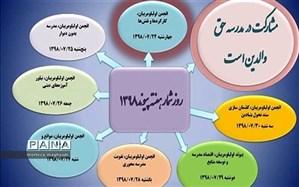 پیام مدیر کل آموزش و پرورش استان کرمان به مناسبت  هفته بزرگداشت پیوند اولیاء و مربیان
