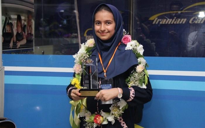 برتری طرح دانش آموز هرمزگانی در جشنواره ملی دانش آموزی فناوری نانو کشور