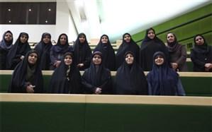 حضوربانوان شهرستان اسلامشهردرمجلس شورای اسلامی